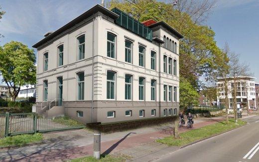 Verbouwing villa römershof voor gaba palazzo b v